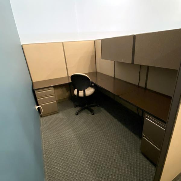 Large cubicle